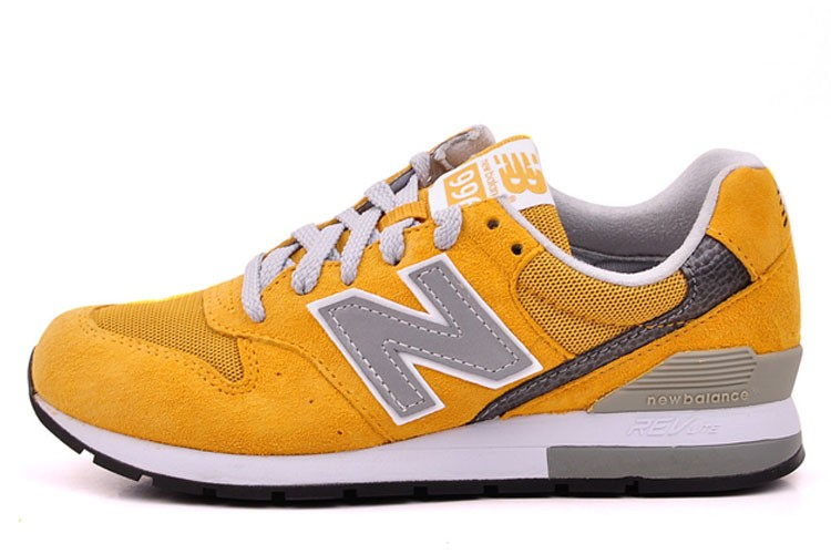 996 new balance gialle