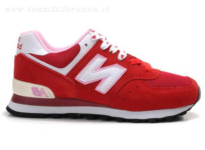 new balance running donna rosse
